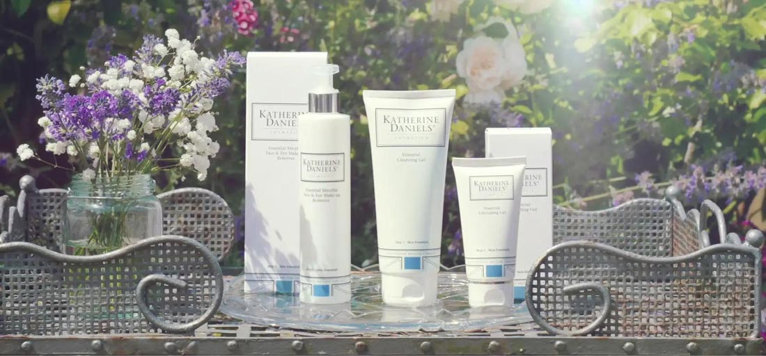 Katherine Daniels Facial Treatments